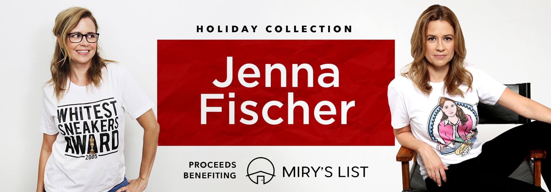 Jenna Fischer's Holiday Store