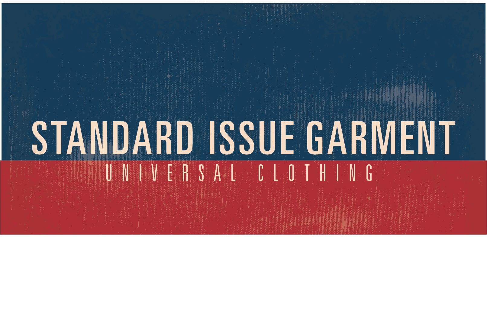 Standard Issue Garment Store