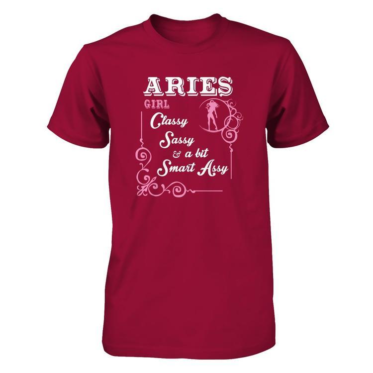 ARIES - Classy Sassy