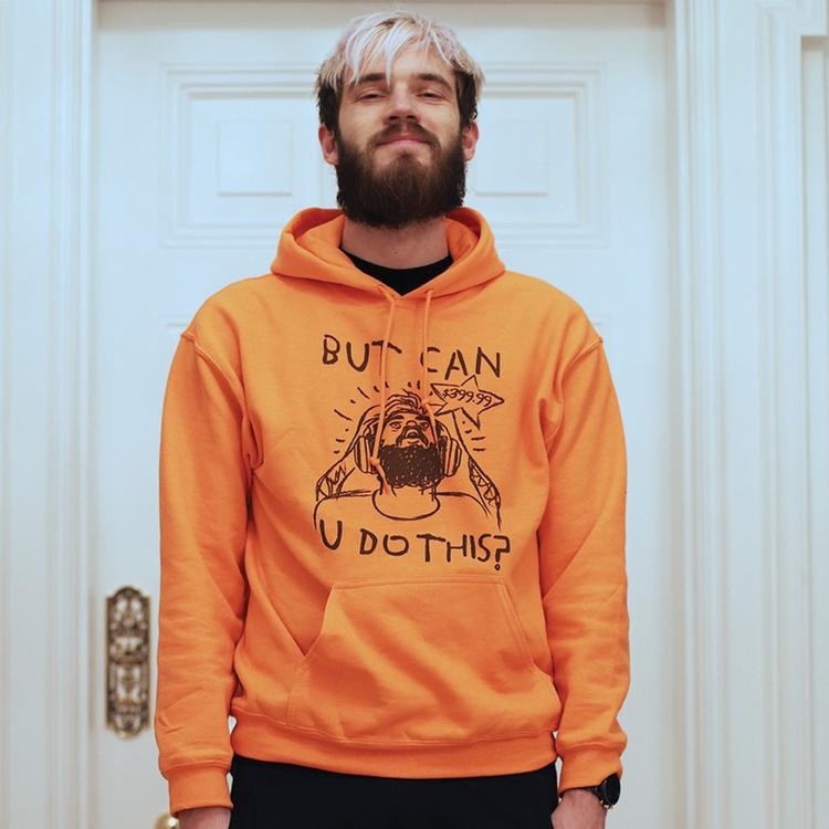 Pewdiepie But Can U Do This Apparel Represent