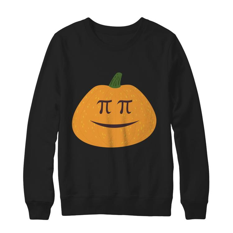 21653dff Pumpkin Pi Math Thanksgiving T Shirt Costume Black Hanes Ultimate  Heavyweight Crewneck