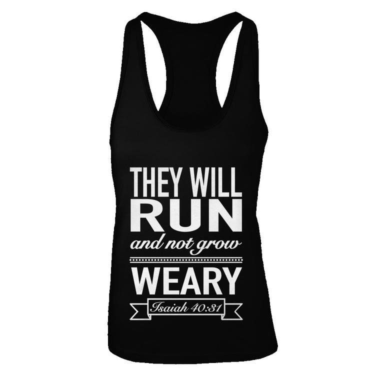 they will run and not grow weary represent