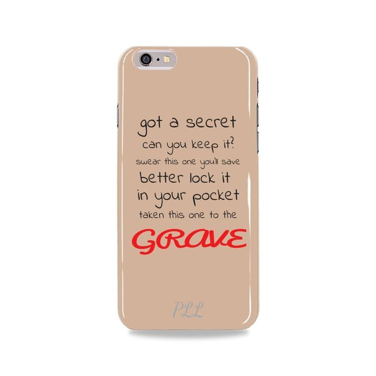 8f2df268995 PLL Phone Cases for a Good Cause Cashmere iPhone 6 Glossy Case