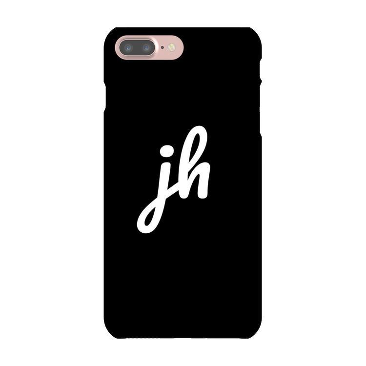 initials phone case iphone 7