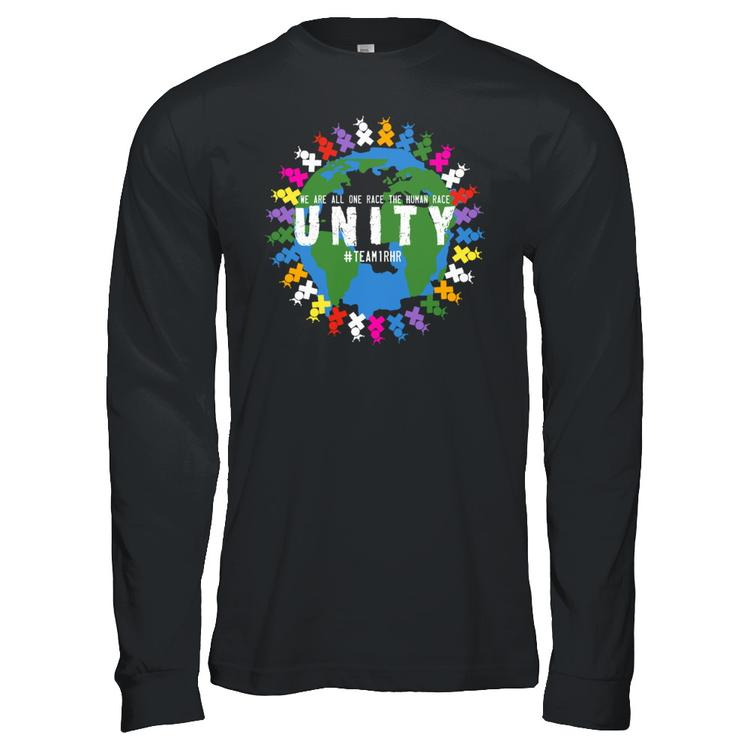 027d332f7 Unity Black Gildan Long Sleeve Tee