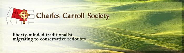 Charles Carroll Society Store