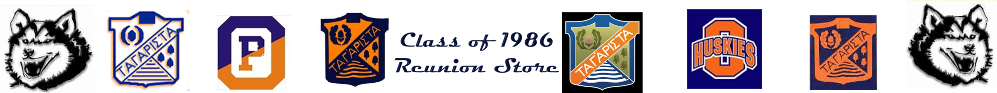 OPRF H.S. Class of 1986 Reunion Store Store