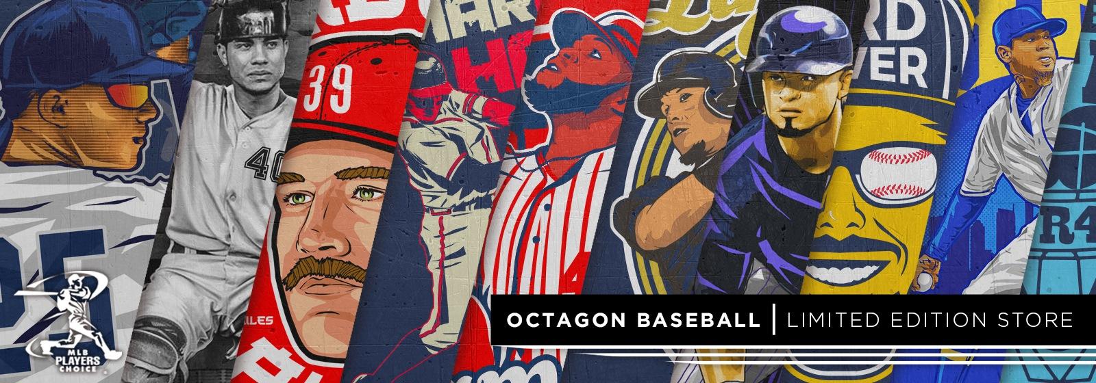 Octagon Baseball Store Store