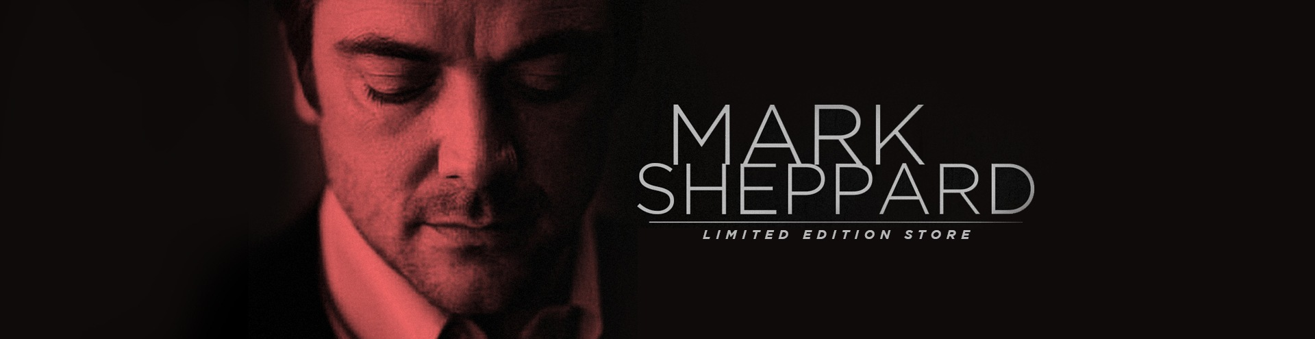 Mark Sheppard Official Store Store