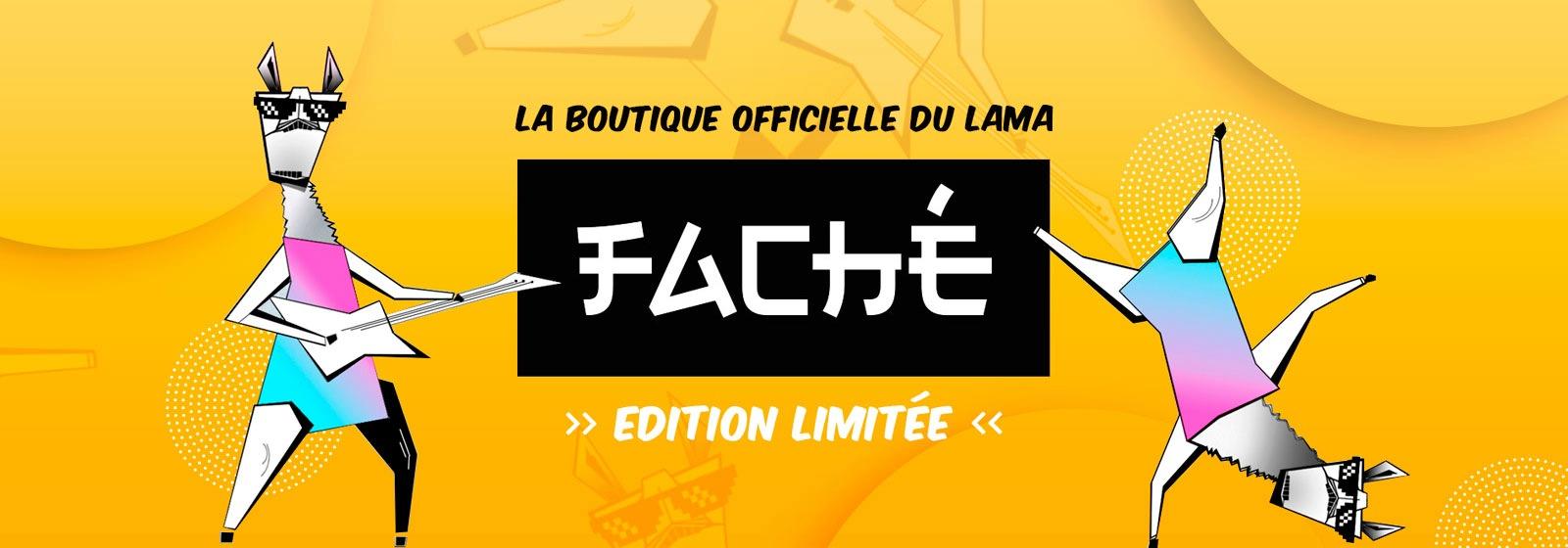 Lama Faché // Boutique Store