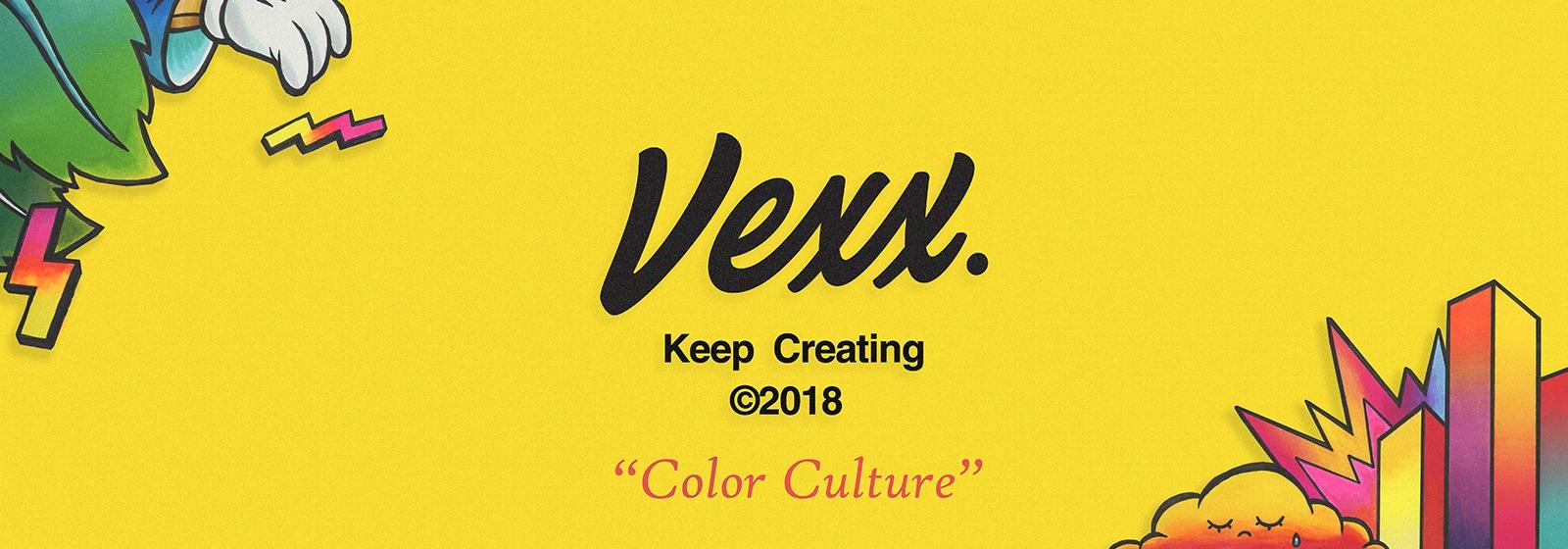 Vexx | Keep Creating Store