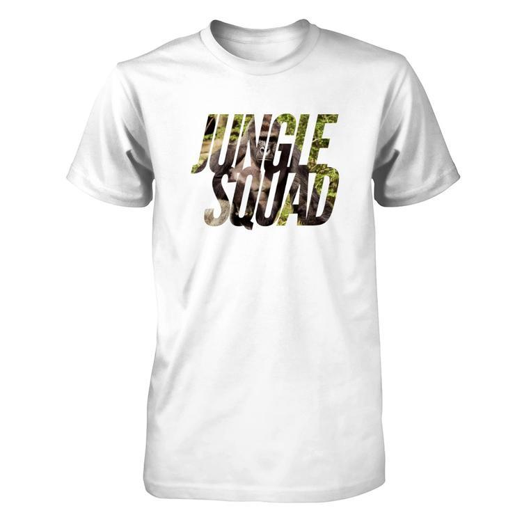 Jungle Squad Harambe Shirt