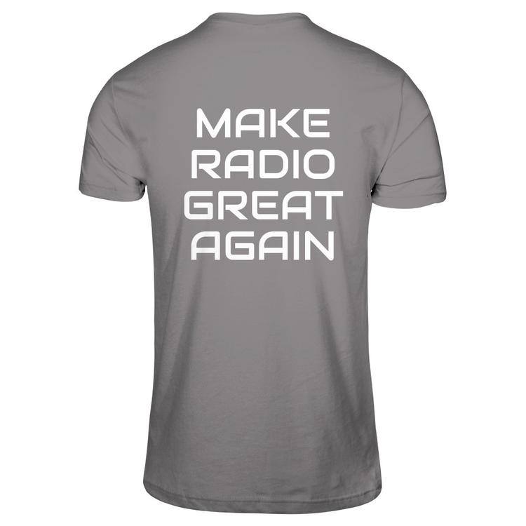 The Radio Show TShirt Sale Represent - Car show t shirts for sale