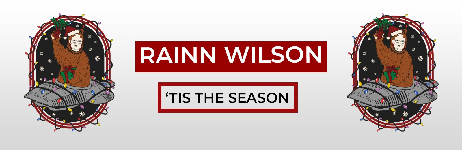 Rainn Wilson Holiday Collection Store