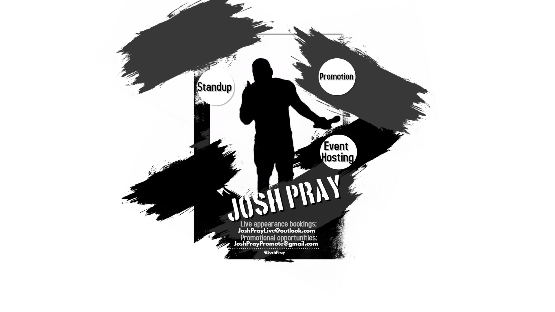 JOSH PRAY ENTERTAINMENT- Official Merchandise Store