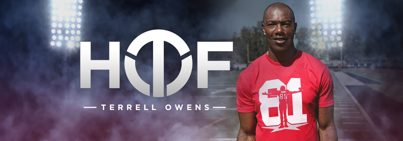 TERRELL OWENS | 2018 HALL OF FAME COLLECTION Store