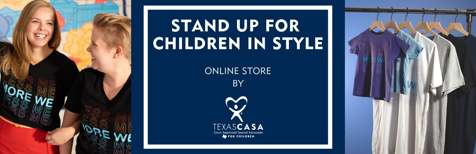 Stand Up for Children in Style Store