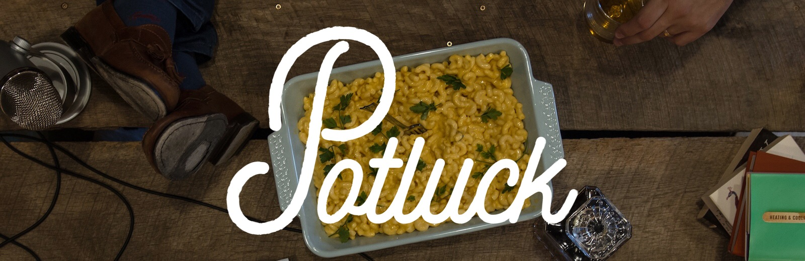 Potluck: A Podcast About Southern Culture Store
