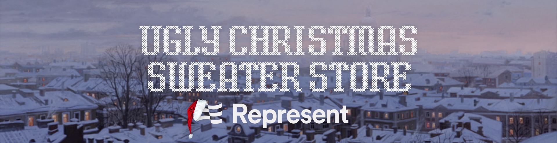 Official Represent Holiday Sweaters Store
