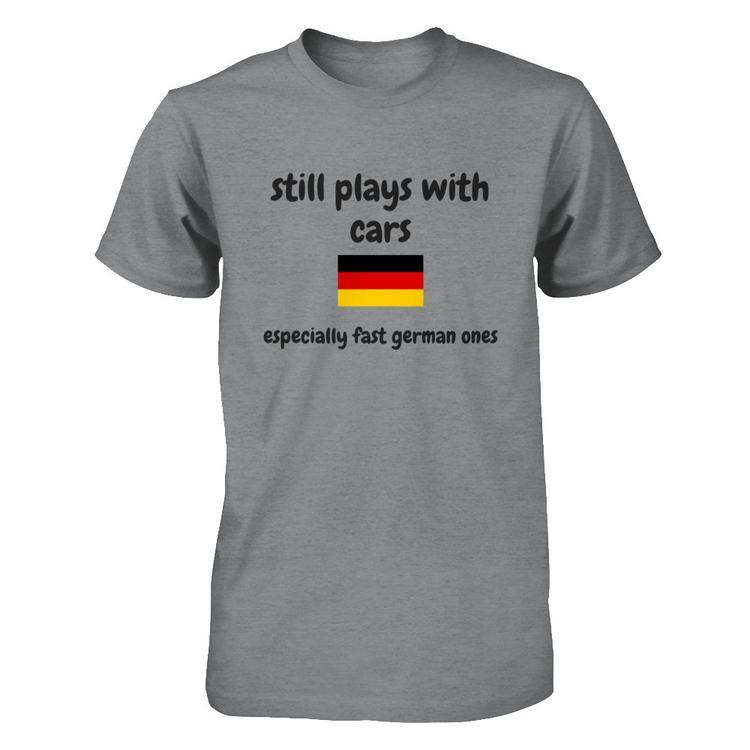 Fast In German >> Fast German Cars Shirt